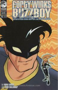 Forty Winks/Buzzboy Super Special #1 VF/NM; Peregrine   save on shipping - detai