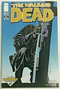 WALKING DEAD#86 VF/NM 2011 ROBERT KIRKMAN IMAGE COMICS