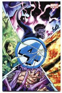FANTASTIC FOUR #587- penultimate rare Marvel 2011-NM-