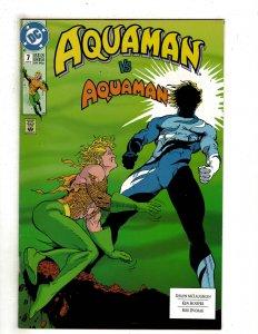 Aquaman #7 (1992) YY7