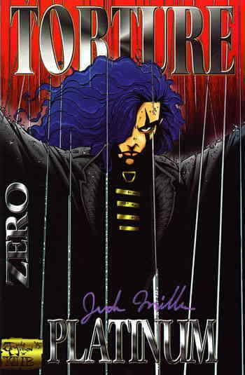 Razor: Torture #0B VF/NM; London Night | save on shipping - details inside