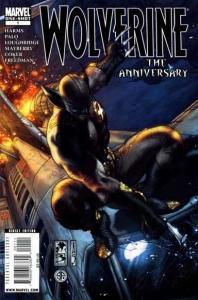 Wolverine (2003 series) The Anniversary #1, NM (Stock photo)