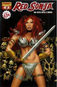 Red Sonja (2005 series) #0, NM- (Stock photo)