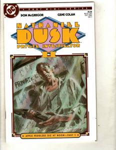 13 DC Comic Books Nathaniel Dusk 1 2 3 New Gods 12 18 6 2(2) 3 4 5 6 19 JF10