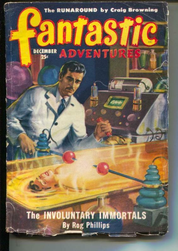 Fantastic Adventures-Pulp-12/1947-Guy Archette-Rog Phillips