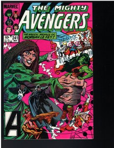 Avengers #241 (Marvel, 1984) VF/NM