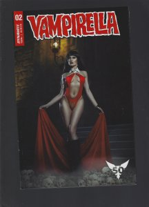 Vampirella #2 Cover E Volume 5