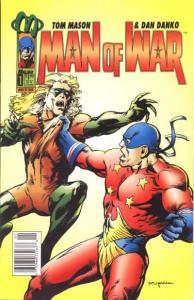Man of War (1993 series) #1, VF (Stock photo)