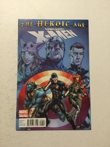 Uncanny X-Men The Heroic Age  1 One-Shot NM Near Mint