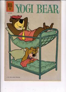 Yogi Bear #4 (Sep-61) FN/VF Mid-High-Grade Yogi Bear, Boo Boo
