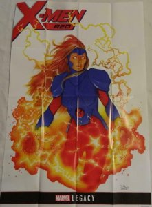 X-MEN RED Promo Poster, 24 x 36, 2017, MARVEL, Unused more in our store 154