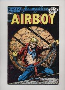Airboy #8 (1986)
