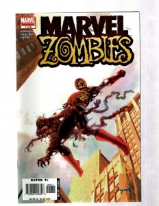 Marvel Zombies # 1 NM 1st Print Comic Book Robert Kirkman Spider-Man Thor J460