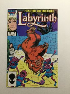 Labyrinth 2 Near Mint Nm Marvel