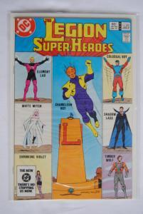 Legion of Super-Heroes 301