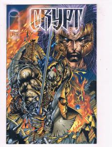 Crypt #1 NM Image Comics Modern Age Comic Book Miki Aug 1995 DE45