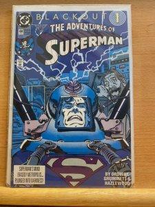 Superman #484 (1991)