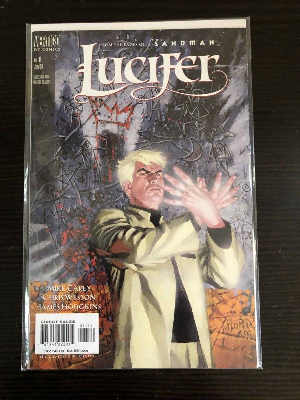 Lucifer #1 Vertigo/DC NM