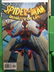 Spider-Man: Quality of Life #2 of 4