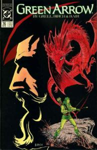 Green Arrow #26 VF/NM; DC   save on shipping - details inside