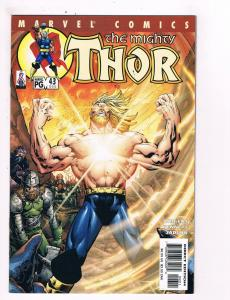 The Mighty Thor # 545 Marvel Comic Books Awesome Issue Modern Age WOW!!!!!!! S27