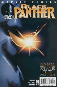 Black Panther (Vol. 2) #44 FN; Marvel | save on shipping - details inside