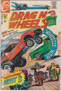 Drag N' Wheels #43