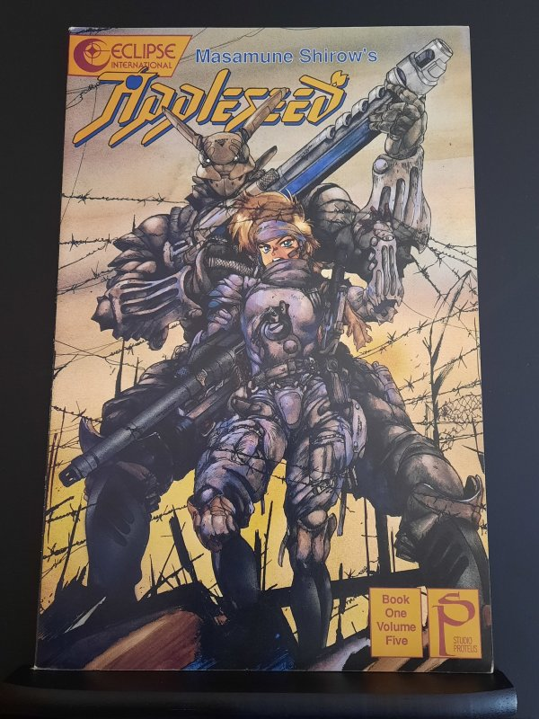 Appleseed Book 1 #5 (1989)VF
