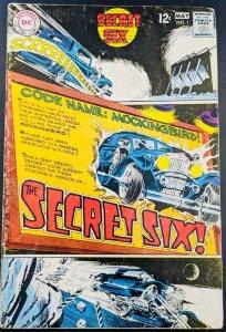 Secret Six #1 (1st Series). 1st Team Appearance - HUGE KEY!