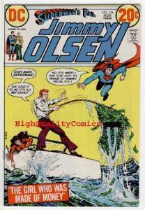 SUPERMAN'S PAL JIMMY OLSEN #154, VF+, Vikings, Olsen the Red, more in our store