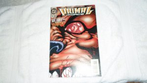 1995 DC COMICS PRIMAL FORCE # 6