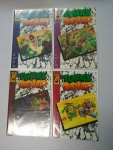 Turtle Soup Set: #1-4 (2nd Series) 8.0 VF (1991)