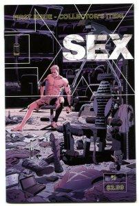 Sex #1 2013- Image comics 1st issue 1st print VF//NM