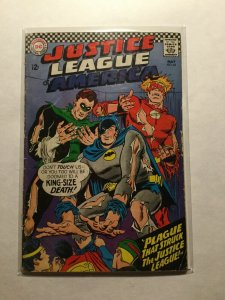 Justice League Of America 44 Good/Very Good Gd/Vg 3.0 Dc Comic