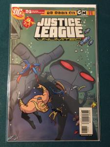 Justice League Unlimited #26