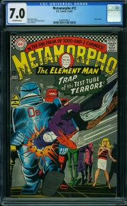 Metamorpho #12 (DC, 1967) CGC 7.0