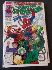 Amazing SPIDER-MAN #338 NM Sinister Six