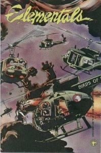 Elementals (1984 series) #3, NM + (Stock photo)