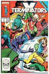 X-Terminators #3 X-Factor / Inferno (Marvel, 1988) NM