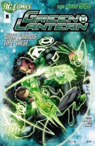 Green Lantern #6 (VF/NM) 2011 Ivan Reis Variant Cover DC Comics ID#000