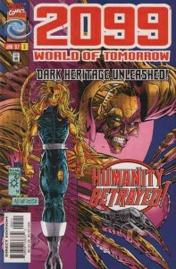 2099: World of Tomorrow #5 VF; Marvel | save on shipping - details inside