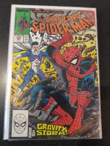The Amazing Spider-Man #326 NM Gravity Storm