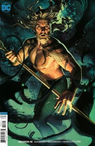 Aquaman #48 Middleton Variant Cvr (DC, 2019) NM