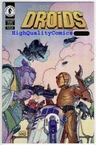 STAR WARS : DROIDS #2, NM+, Robots, Dark Horse, 1994, RP3PO, R2-D2