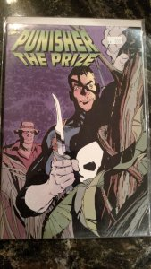 PUNISHER: THE PRIZE #1 (Marvel,1990) Condition NM/MT
