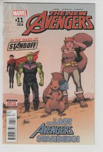 NEW AVENGERS (2015 MARVEL) #11 NM- A78604
