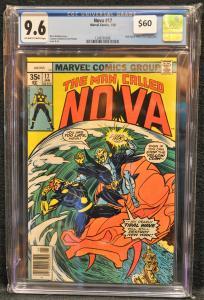 Nova #17 CGC 9.6