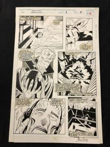 Scarlet Witch Limited Series Issue #3 Page #11 Original Comic Art