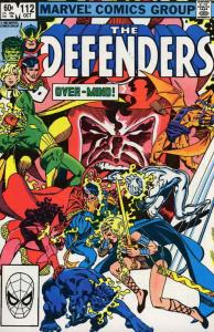 Defenders, The #112 VG; Marvel | low grade comic - save on shipping - details in