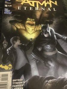 DC Batman #18 Eternal The New 52 Mint